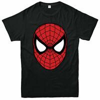 Spider Man T-Shirt Action Super Hero Figure Marvel Comics Adult & Kids Tee Top