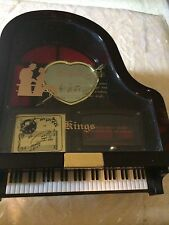 KINGS Grand Piano Musical Jewelry Box Beethoven