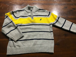 Nautica Jumper Boys Size 3 As New