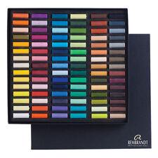 Royal Talens C318-23145 Rembrandt Artists Soft Pastel 90 Color Half Stick Set
