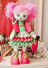 Kukla Nova  K1001  Cutie girl  Coffret kit de couture poupée
