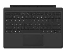 Microsoft R9q-00010 Surface Pro 4 Type Cover UK Keyboard Black E08
