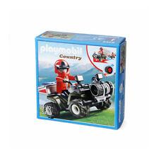 Playmobil 5429 Quad Rescate de Montaña, Country ¡Oferta!
