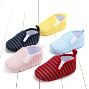 Toddler Baby Shoes Girls & Boys First Walkers Mesh Breathable Soft soled Loafers