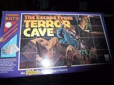 The Escape From Terror Cave Board Game Tunnel Rats 1990