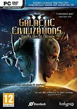 Video Game - PC - Galactic Civilizations III (PC DVD) Brand New Sealed