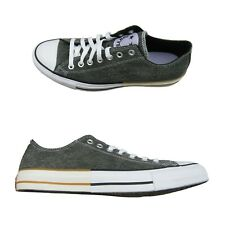 Converse CTAS OX Low Top Size 11 Mens Black Moonstone Sneakers NEW 167665F