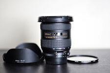 Nikon AF 18-35mm ED Wide Angle FX Lens w/ UV Filter - MINT!