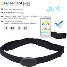 CooSpo H6 ANT BT V4.0 Wireless Sport Heart Rate Monitor Chest Strap