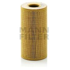Mann Oil Filter Element Metal Free For Nissan Primastar dCi 150 2.5 dCi 150