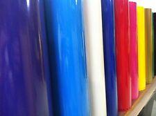"""12""""x60"""" Vinyl Windshield Banner Solid Racing Stripe Decal Strip Sticker Window"""