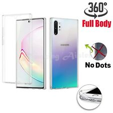 Case for Samsung Galaxy Note 9 10 Plus Lite 360 Shockproof Silicone TPU-PC Cover