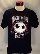 E61 Disneyland The Nightmare Before Christmas Tim Burton's Size Large