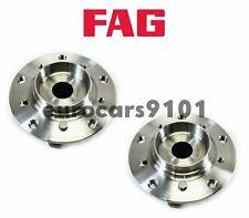 BMW 1 Series M FAG (2) Front Wheel Bearing & Hub Assemblies 31222282670 805583A