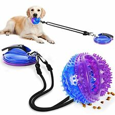 New listing Amzlife Suction Cup Dog Chew Toy for Aggressive Chewers, Interactive Puzzle Ball