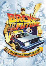 Back to the Future: The Complete Animated Series, New DVDs