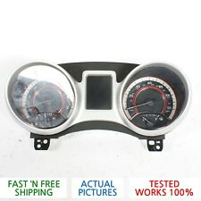 11 12 13 14 15 DODGE JOURNEY INSRTRUMENT CLUSTER SPEEDOMETER GAUGE  OEM