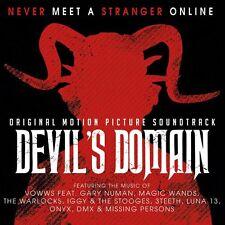 Devil's Domain - Original Motion Picture Soundtrack by Jürgen Engler CD 2 discs