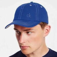 BNEW Calvin Klein Golf Vintage Twill Baseball Cap, Blue