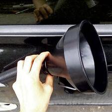 Car Funnel Gasoline Oil Mesh Screen Strainer W/ Flexible Spout Extension