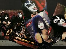 "KISS 5 - 8.5X11"" Page Clippings Peter, Paul, Gene & Ace"