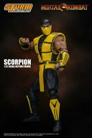 Storm Collectibles Scorpion Mortal Kombat 1/12 Scale Action Figure New