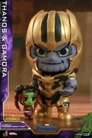 Hot Toys Cosbaby COSB560 Avengers End-game Thanos & Gamora Figure Model