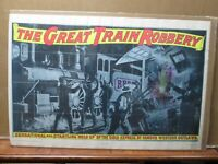 The Great train robbery Vintage Poster movie reprint 1970's Inv#G4993