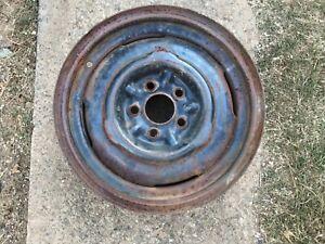 """CHRYSLER VALIANT  R S AP5 AP6 VC VE VF   Steel Wheel  14''x 4.5""""   One Only"""