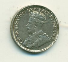 Canada 10 cents 1919 EF45