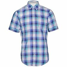 HUGO BOSS Men's Regular Cotton Casual Shirts & Tops