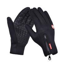 Women Men Winter Warm Touch Screen Gloves Waterproof Outdoor Driving Ski Mitten