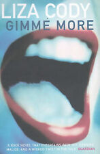 Gimme More (Bloomsbury Paperbacks), Cody, Liza, Very Good Book