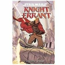 Knight Errant Volume 4: Aflame (Star Wars: Knight Errant)-ExLibrary