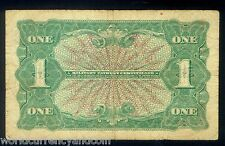 New listing United States Usa 1 Dollar Soldier Mpc Military Payment 651 Rifle Currency Note