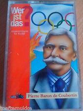 Wer Ist Das? Pierre Baron De C Musikkassette Hörspiel
