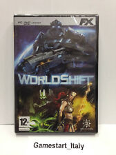 WORLDSHIFT (PC) VIDEOGIOCO NUOVO SIGILLATO NEW GAME
