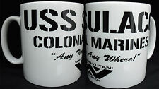 USS SULACO, ALIEN,ALIENS SPACESHIP ,FUN ,MUG