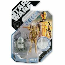 R2-d2 c-3po McQuarrie Concept Action Personaggio Exclusive Star Wars Hasbro