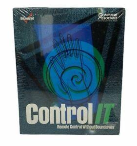 Computer Associates ControlIT 4.3 Workgroup Ed. Networking Software Vintage Y2K