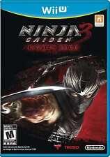 Ninja Gaiden 3: Razor''s Edge Wii-U New Nintendo Wii U, nintendo_wii_u