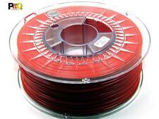 1 Kg x Premium Filament 3D Drucker Printer PETG PET-G 1.75mm  Rot Red #A2509