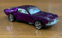 1968 Hot Wheels Redline Custom Mustang Purple SWEET 16 Fully Restored