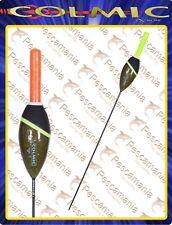 """Galleggiante colmic """"Bari"""" 1,0-6,0 gr. Deriva in fibra e portastalight 4,5mm"""