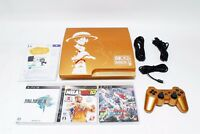 PlayStation 3 PS3 Slim One Piece Kaizoku Musou Gold Edition 320GB Console 3Soft
