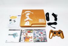 PlayStation 3 Slim One Piece Kaizoku Musou Gold Edition 320 GB Console Tested