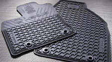Lexus Genuine CT200H All Season Rubber Floor Mat Set Black 2011-2017 NEW