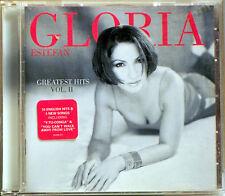 Greatest Hits, Vol. 2 by Gloria Estefan (CD, Feb-2001, Epic)