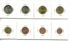 Luxembourg Série Euro UNC NEUVES 8 pièces 2€ à 1 centime 2009