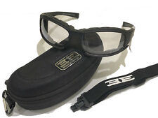 Motorcycle Safety Padded Sunglasses Riding Glasses TRANSITION PHOTOCHROMIC LENS
